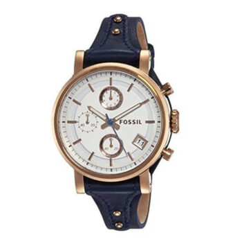 Fossil Women's Original Boyfriend Chronograph Watch ES3838 3