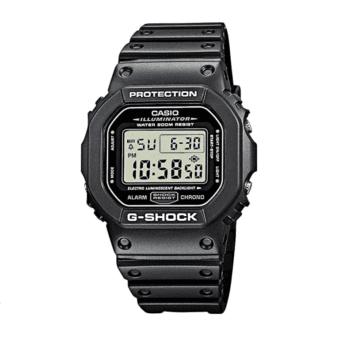Casio Men's G-Shock Quartz Watch with Resin Strap DW5600E-1V