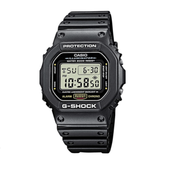Casio Men's G-Shock Quartz Watch with Resin Strap DW5600E-1V