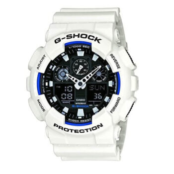 Casio Men's GA-100 XL Series G-Shock Quartz 200M WR Shock Resistant Watch