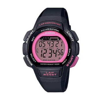 Casio Women's Runner Quartz Sport Watch
