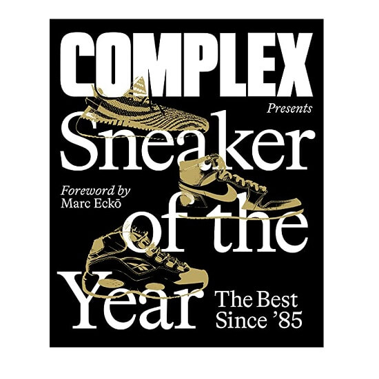 Complex Presents Sneaker of the Year The Best Since '85