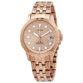 Fossil Women's FB-01 Stainless Steel Casual Quartz Watch 2