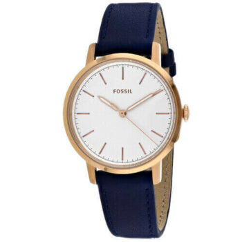 Fossil Women's 'Neely' Quartz Stainless Steel and Leather Casual Watch - ES4338 3