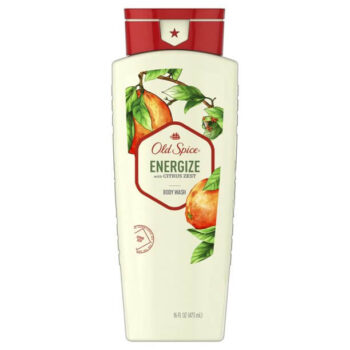 Old Spice Energize with Citrus Zest Scent Body Wash for Men 1