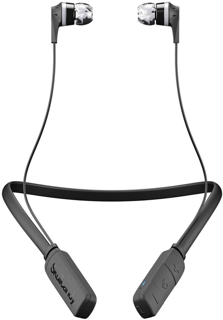 Skullcandy Ink'd Bluetooth Wireless Earbuds with Microphone 3