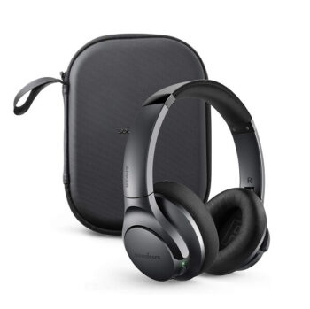 Anker Soundcore Life Q20 Hybrid Active Noise Cancelling Headphones - With Travel Case