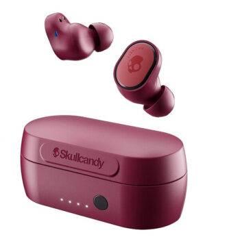 Skullcandy Sesh Evo True Wireless In-Ear Earbud - Deep Red 4
