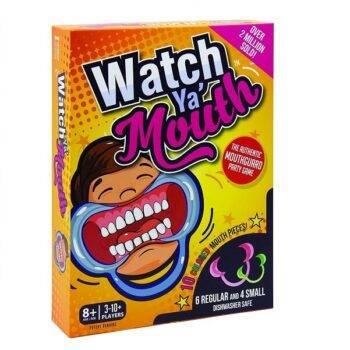 Watch Ya' Mouth Family Edition