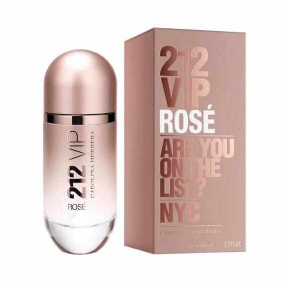 212 VIP Rose By CAROLINA HERRERA 100ML EDP