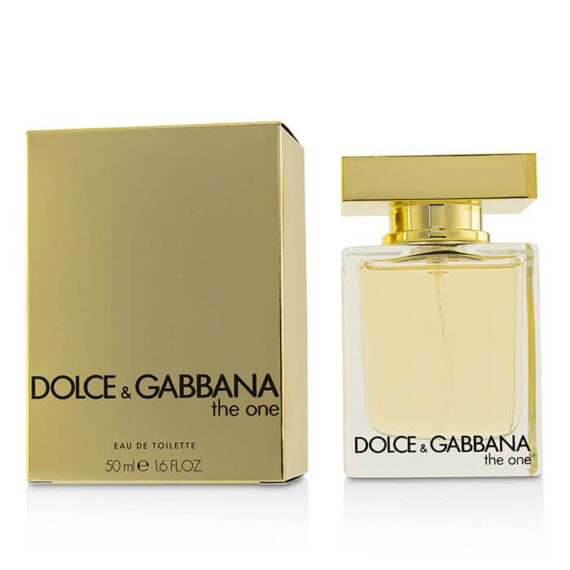 The One By DOLCE & GABBANA 50ml EDT