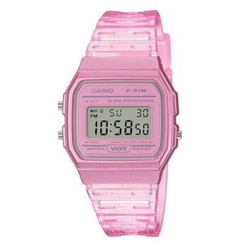 Casio Digital Watch F-91WS-4DF