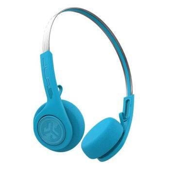 JLab Rewind Wireless Retro Headphones - Blue