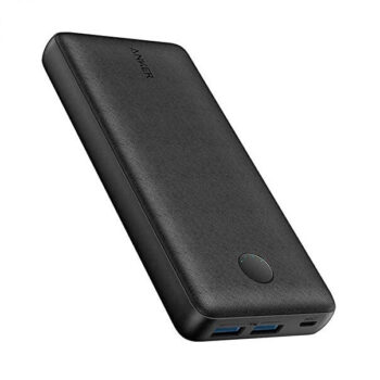 Anker PowerCore Select 20000, 20000mAh Power Bank with 2 USB-A Ports 3